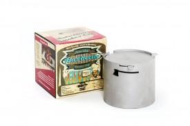 Axtschlag Barbecue Smoker Cup Stainless Steel - Edelstahl Räucherbox
