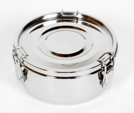 BasicNature Edelstahl Food Container
