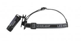 BasicNature LED Clip Leuchte, mit Stirnband