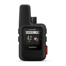 GARMIN inReach Mini, kompaktes Satelliten-Kommunikationsgerät schwarz schwarz