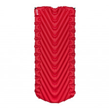 Klymit INSULATED Static V - Luxe - red | Oversized Isomatte