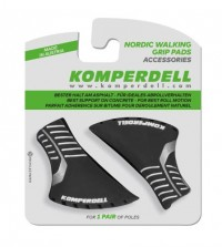 Komperdell Nordic Walking Spitzen Grip Pads