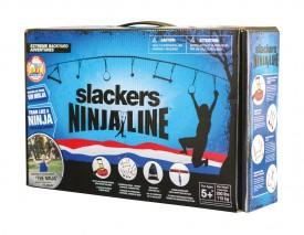 Slackers Slackline Ninja