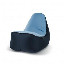 TRONO - Aufblasbarer Loungesessel Sitzsack Camping