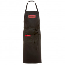 Textil-Schürze FEUERMEISTER® schwarz