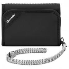 RFIDsafe V125 - Anti-theft RFID blocking tri-fold wallet