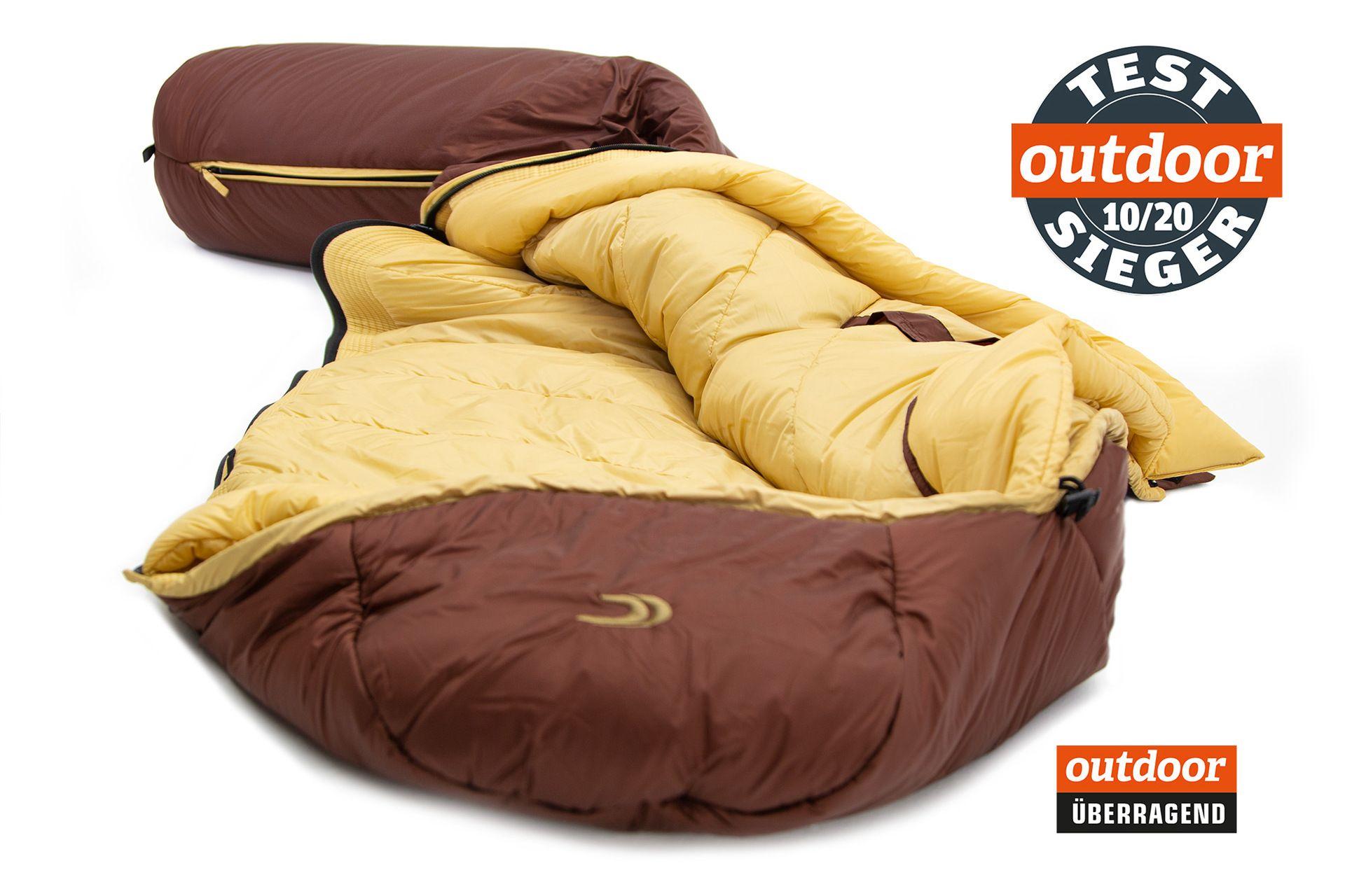 Carinthia G 250 leichter 3 Jahreszeiten Schlafsack